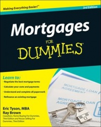 Vignette du livre Mortgages For Dummies - Eric Tyson, Ray Brown