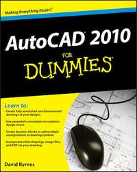 Vignette du livre AutoCAD 2010 For Dummies