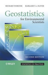Vignette du livre Geostatistics for Environmental Scientists