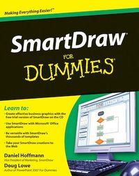 Vignette du livre SmartDraw For Dummies
