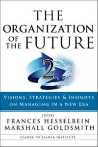 Vignette du livre The Organization of the Future 2