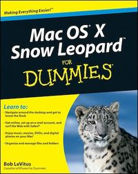 Vignette du livre Mac OS X Snow Leopard For Dummies