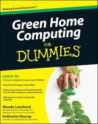 Vignette du livre Green Home Computing For Dummies