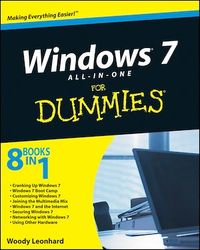 Vignette du livre Windows 7 All-in-One For Dummies
