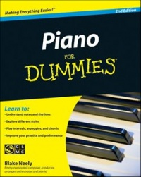 Vignette du livre Piano For Dummies