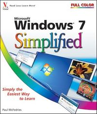 Vignette du livre Windows 7 Simplified