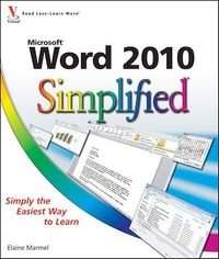Vignette du livre Word 2010 Simplified