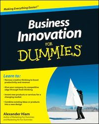 Vignette du livre Business Innovation For Dummies
