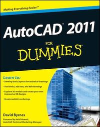 Vignette du livre AutoCAD 2011 For Dummies