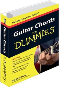 Vignette du livre Guitar Chords for Dummies