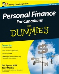 Vignette du livre Personal Finance For Canadians For Dummies