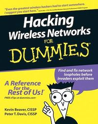 Vignette du livre Hacking Wireless Networks For Dummies®