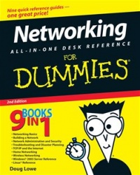 Vignette du livre Networking All-in-One Desk Reference For Dummies®