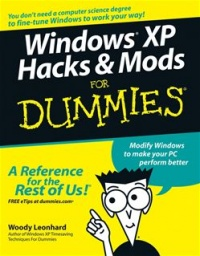 Vignette du livre Windows® XP Hacks & Mods For Dummies®