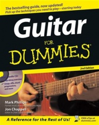Vignette du livre Guitar For Dummies®