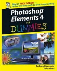 Vignette du livre Photoshop® Elements 4 For Dummies®