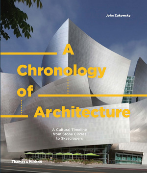 Vignette du livre A Chronology of Architecture