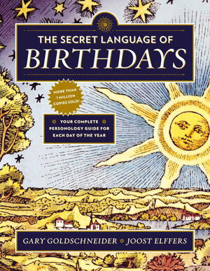 Vignette du livre The Secret Language of Birthdays