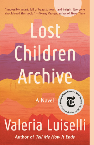Vignette du livre Lost Children Archive