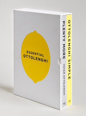 Vignette du livre Essential Ottolenghi [Special Edition, Two-Book Boxed Set]