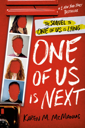 Vignette du livre One of Us Is Next