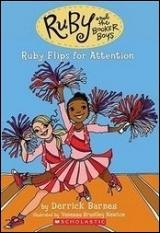 Vignette du livre Ruby Flips For Attention