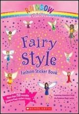 Vignette du livre Fairy Style Fashion Sticker Book