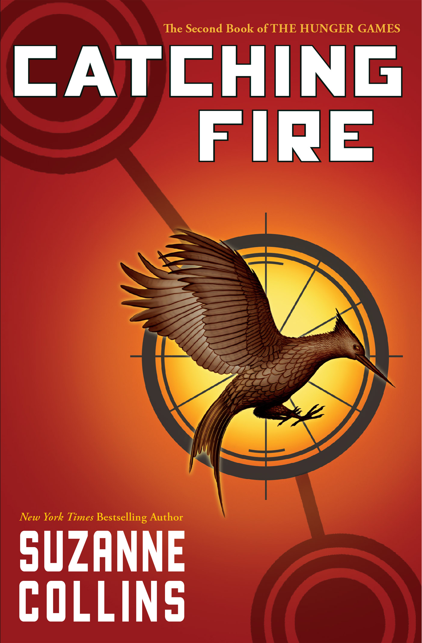 Vignette du livre Catching Fire (The Second Book of the Hunger Games)