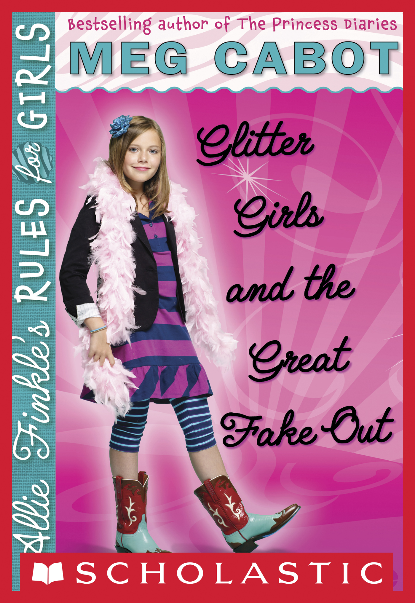 Vignette du livre Allie Finkle's Rules for Girls Book 5: Glitter Girls and the Great Fake Out