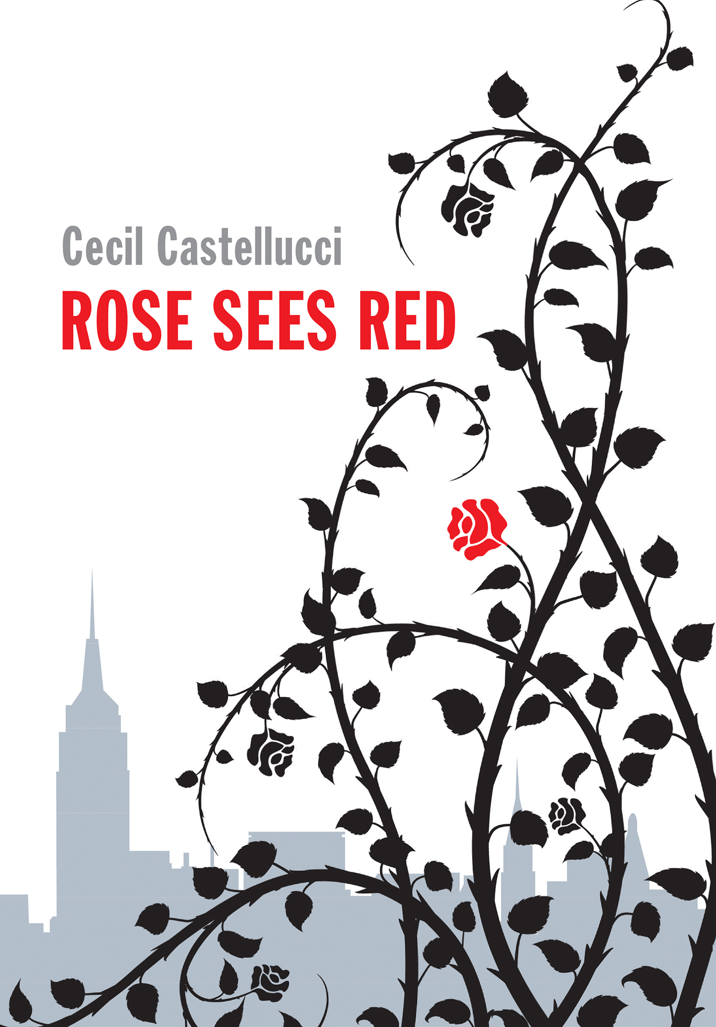 Vignette du livre Rose Sees Red