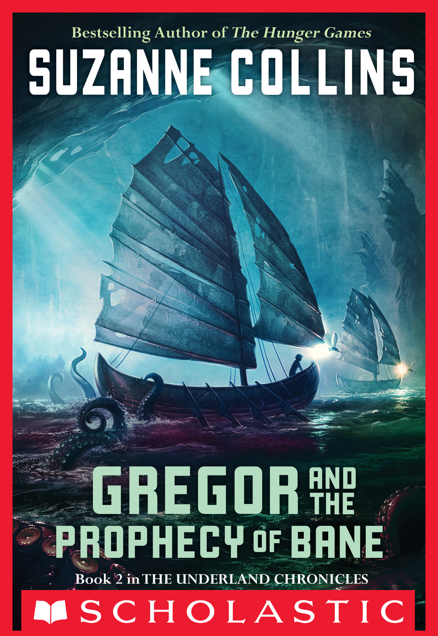Vignette du livre The Underland Chronicles #2: Gregor and the Prophecy of Bane