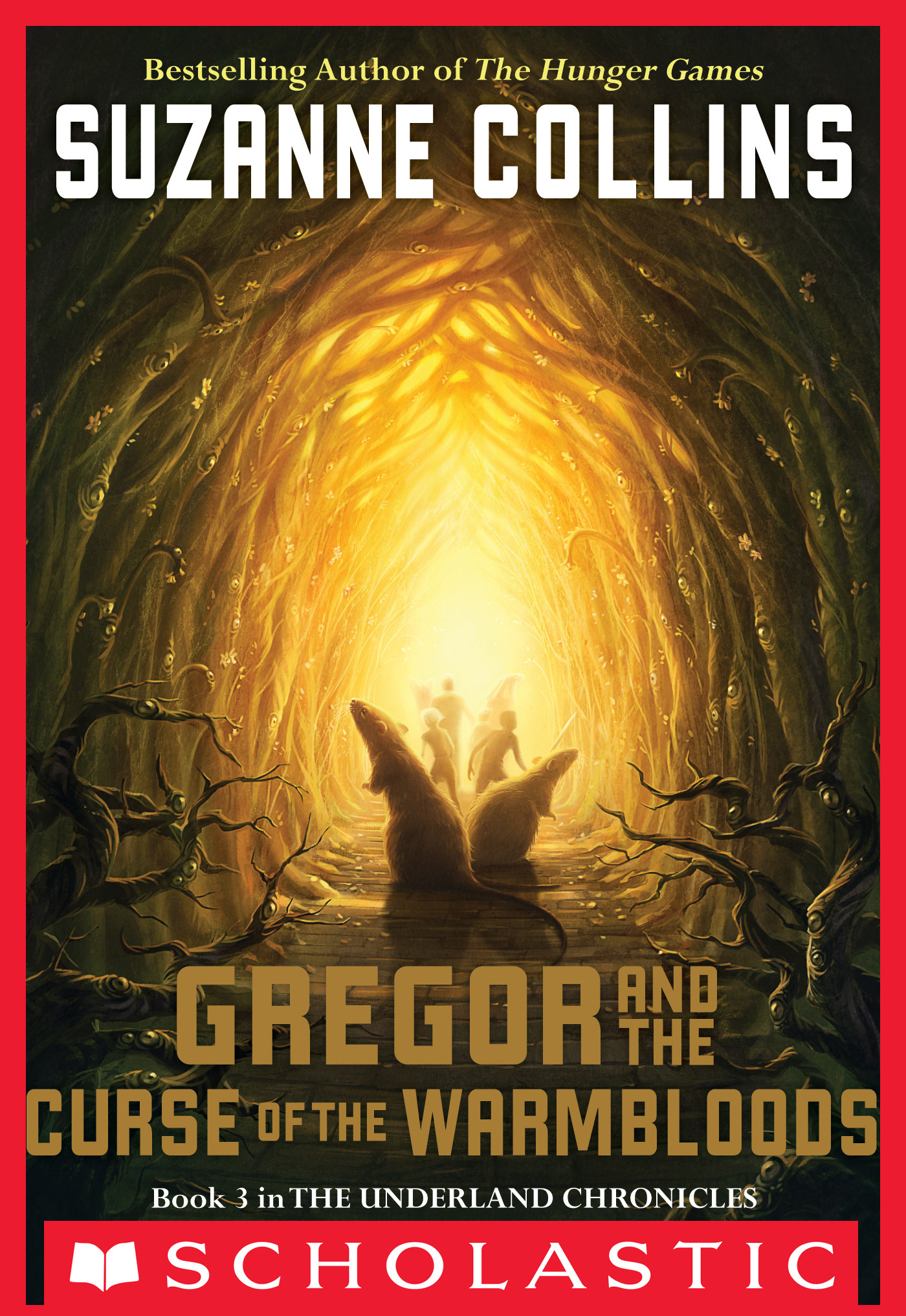 Vignette du livre The Underland Chronicles #3: Gregor and the Curse of the Warmbloods