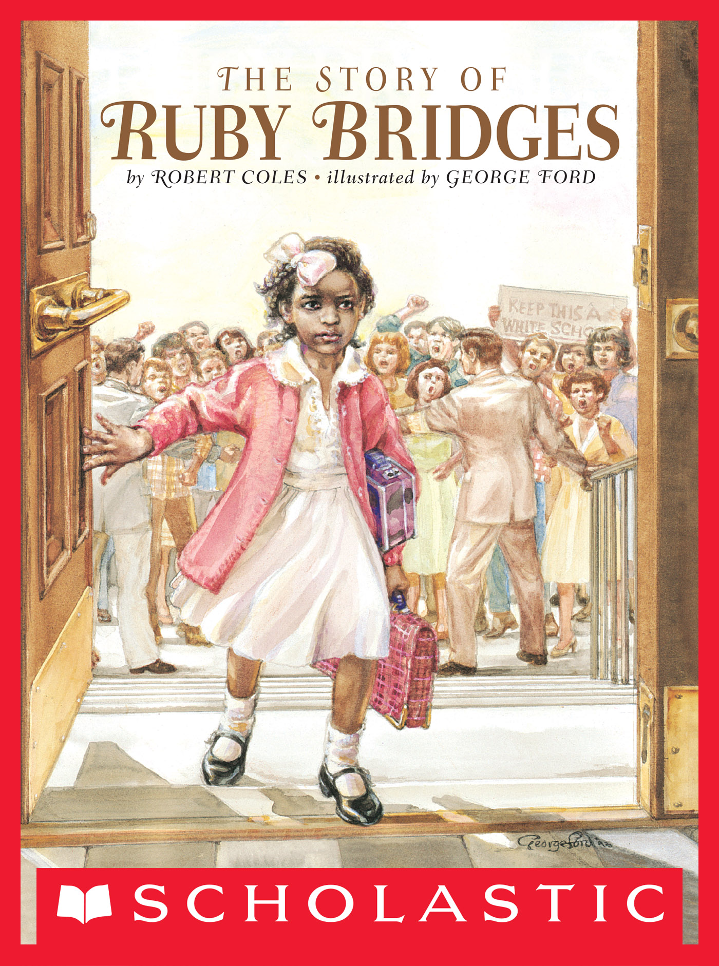 Vignette du livre Story Of Ruby Bridges (The) - Robert Coles