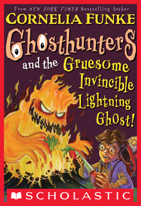 Vignette du livre Ghosthunters #2: Ghosthunters and the Gruesome Invincible Lightning Ghost