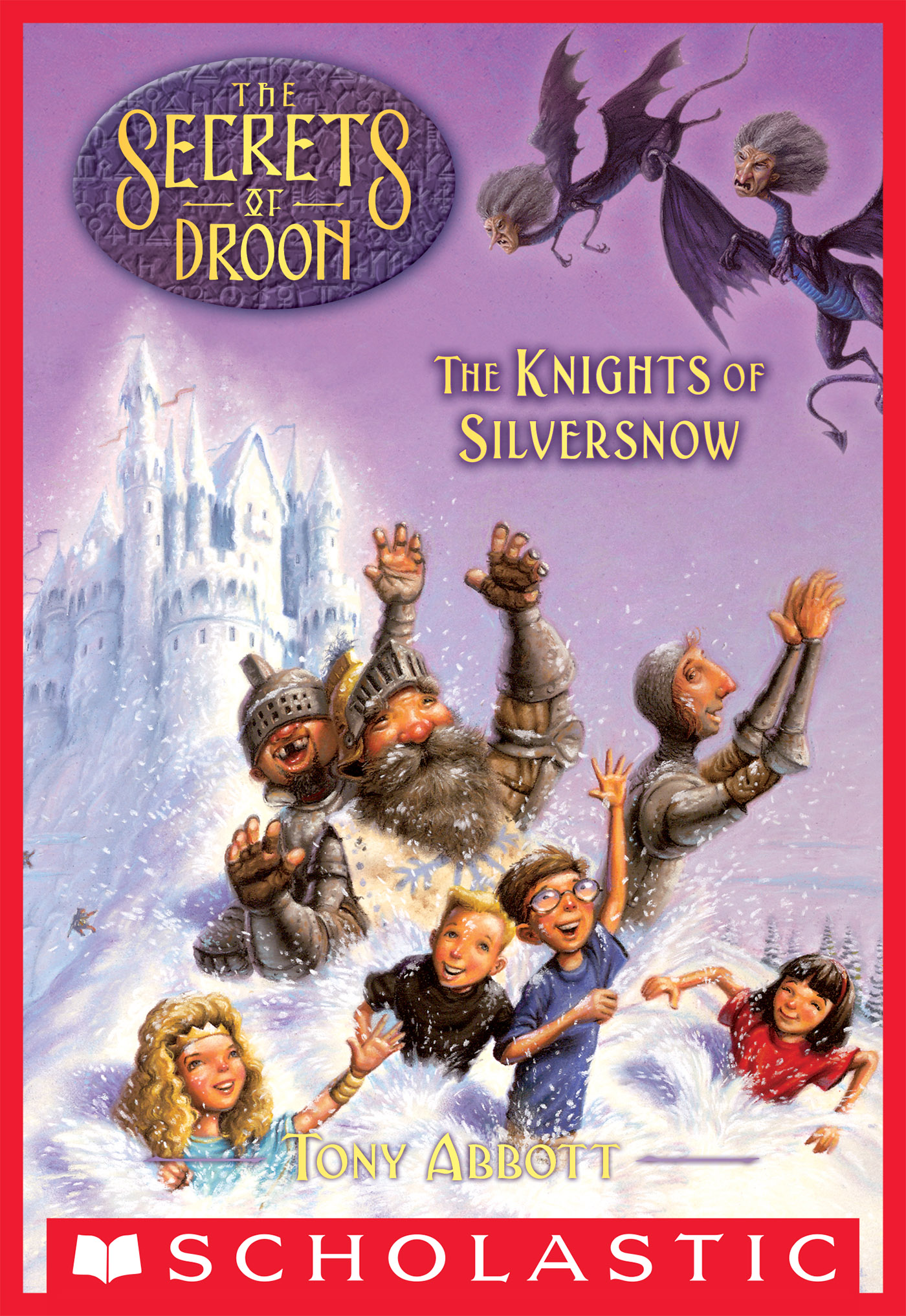 Vignette du livre The Knights of Silversnow (The Secrets of Droon #16)