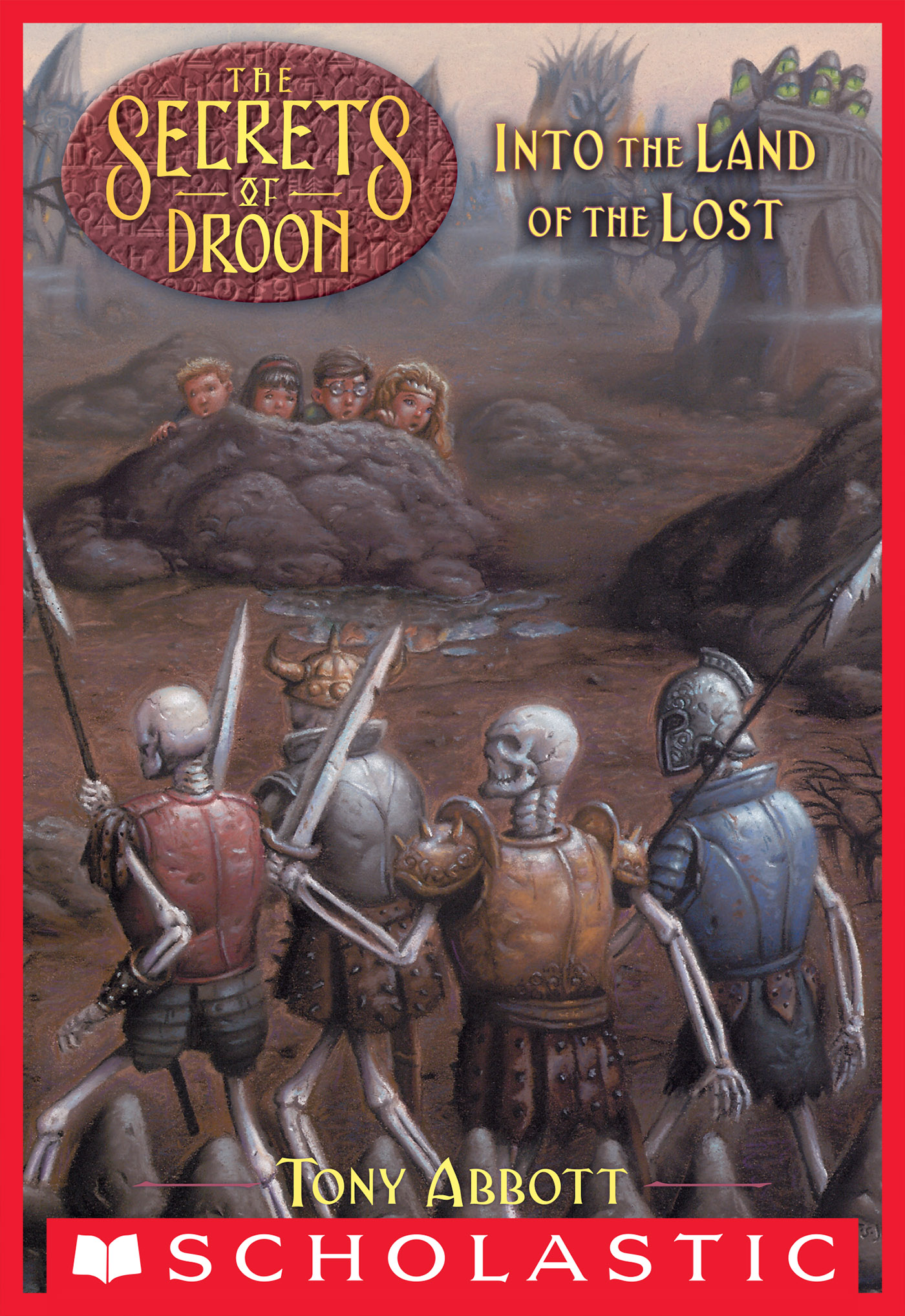 Vignette du livre The Secrets of Droon #7: Into the Land of the Lost