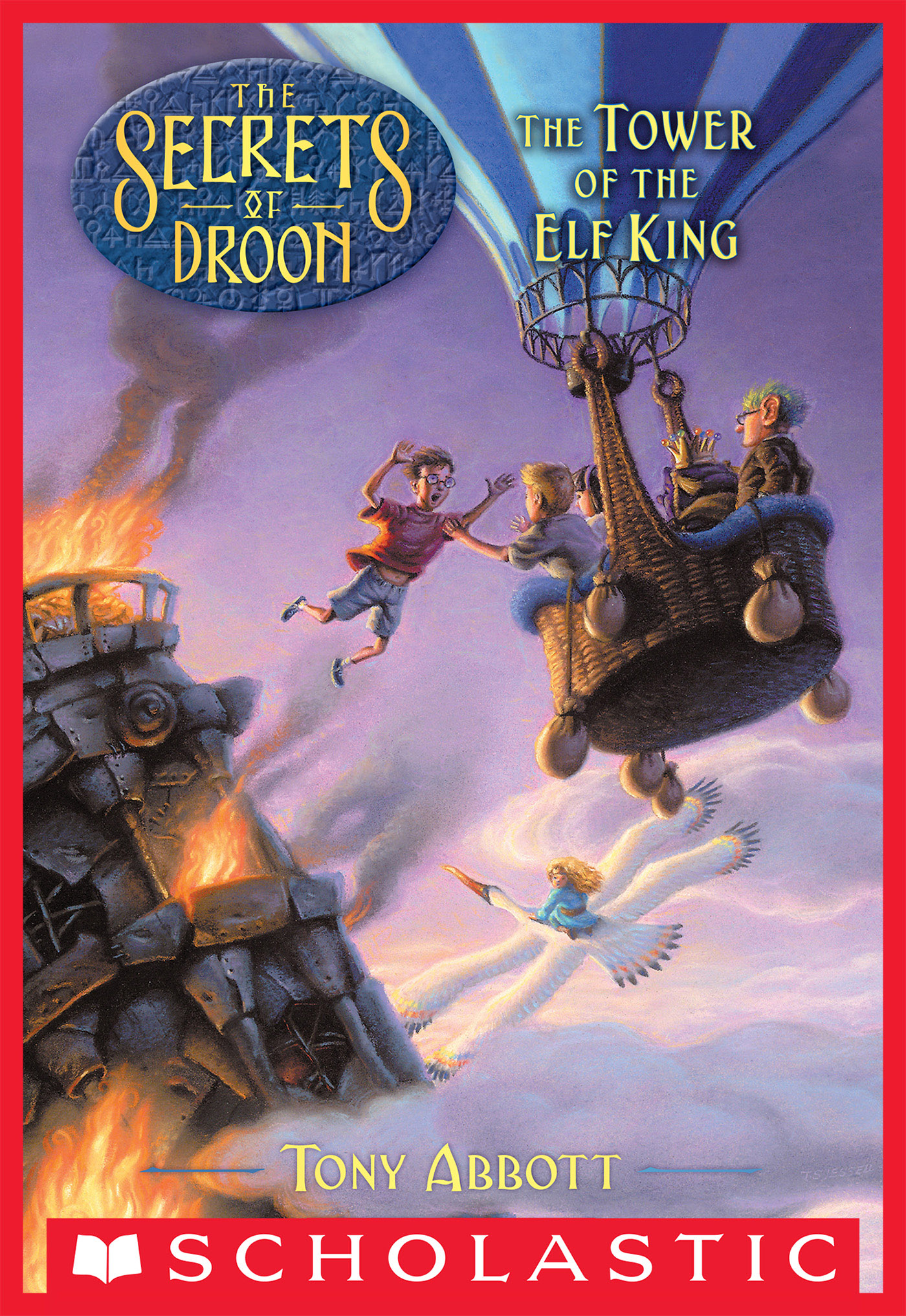 Vignette du livre The Secrets of Droon #9: The Tower of the Elf King