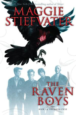 Vignette du livre The Raven Boys (The Raven Cycle, Book 1)