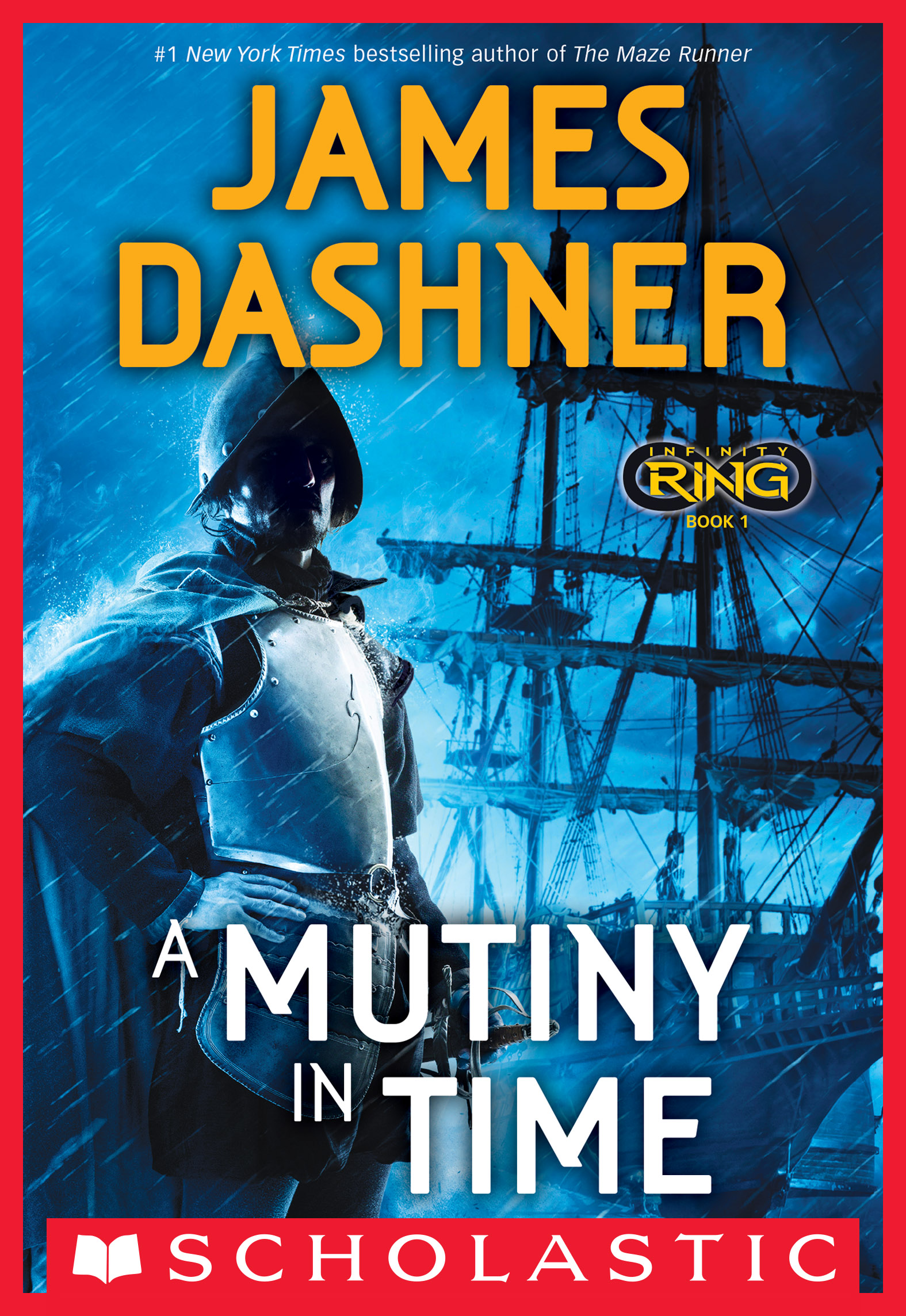 Vignette du livre Infinity Ring Book 1: A Mutiny in Time