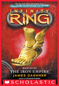Vignette du livre Infinity Ring Book 7: The Iron Empire