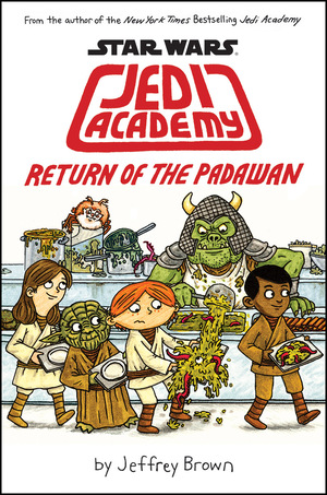 Vignette du livre Return of the Padawan (Star Wars: Jedi Academy #2)