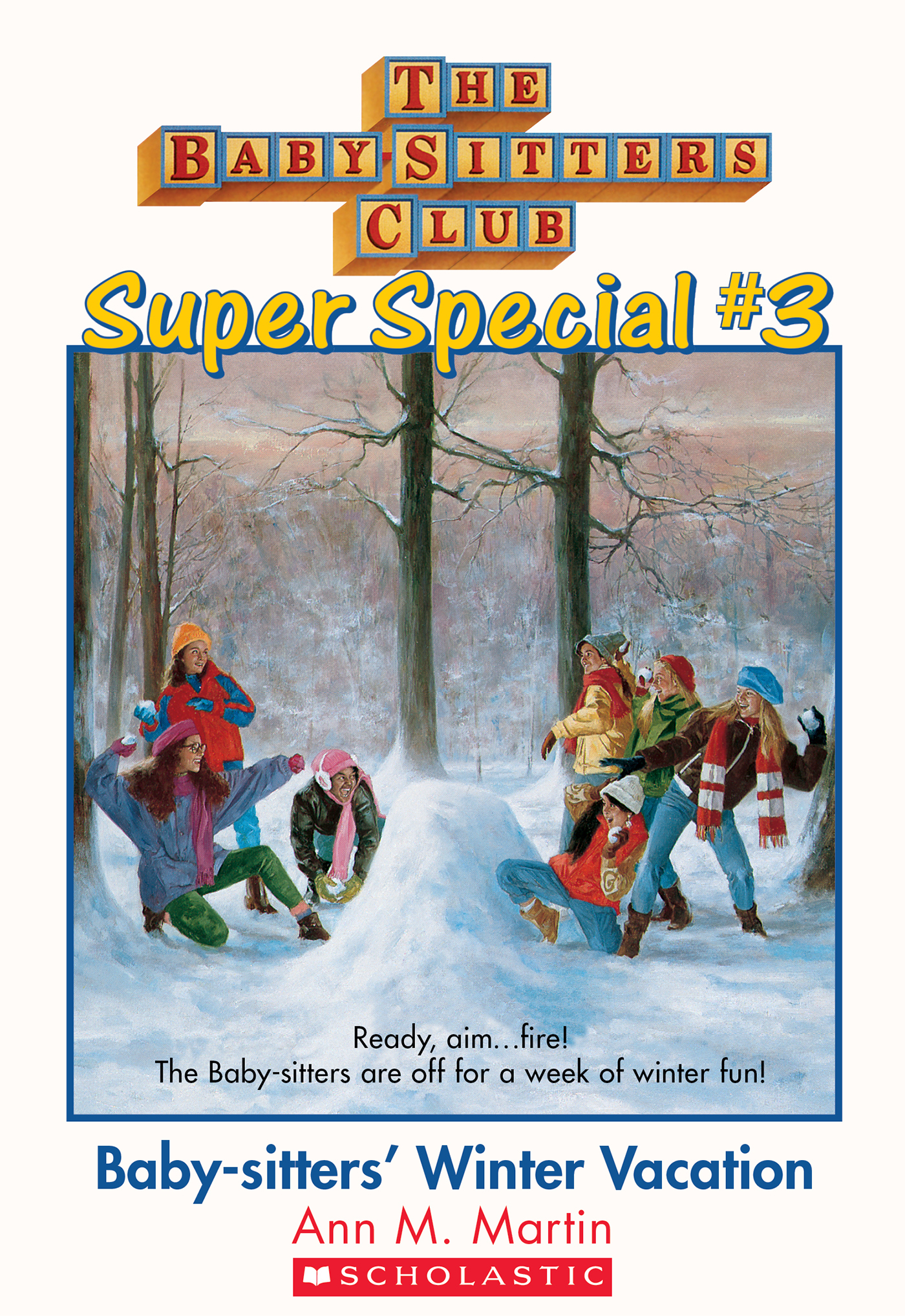 Vignette du livre The Baby-Sitters Club Super Special #3: Baby-Sitters' Winter Vacation