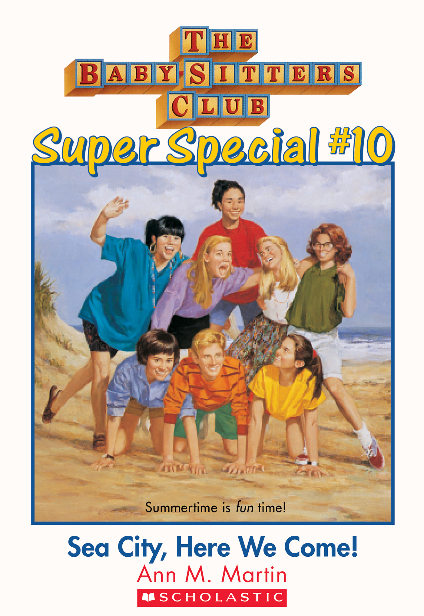 Vignette du livre The Baby-Sitters Club Super Special #10: Sea City, Here We Come