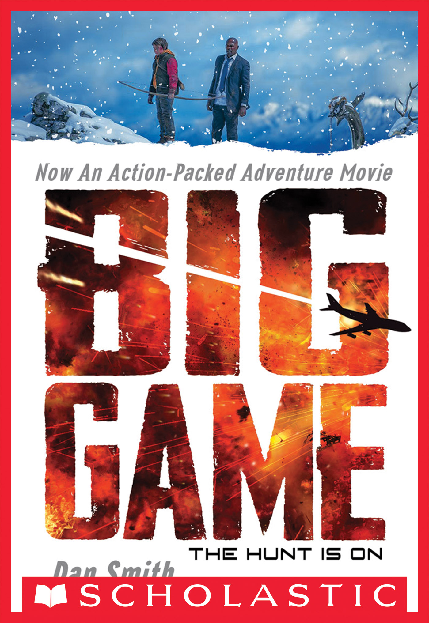 Vignette du livre Big Game: Movie Tie-in Edition