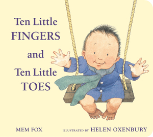 Vignette du livre Ten Little Fingers and Ten Little Toes padded board book