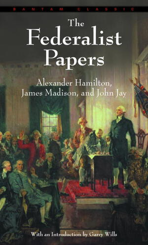 Vignette du livre The Federalist Papers