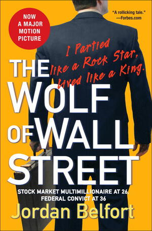 Vignette du livre The Wolf of Wall Street