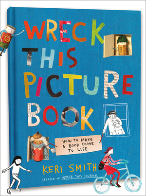 Vignette du livre Wreck This Picture Book