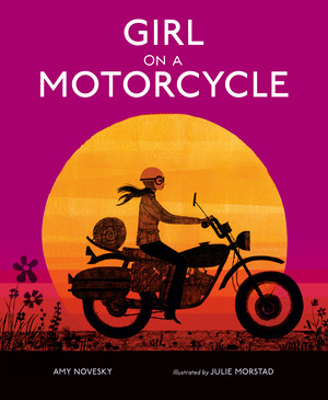 Vignette du livre Girl on a Motorcycle