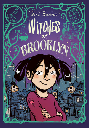Vignette du livre Witches of Brooklyn